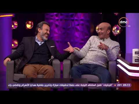 سليمان عيد يحكي موقف كوميدي في أول مشهد له أمام الكاميرا