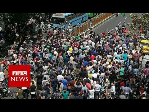 Why Are Iranians Running Out Of Hope? BBC News