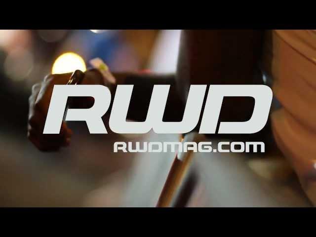 RWD AND ADIDAS CELEBRATE LONDON 2012 AT #ADIDASUNDERGROUND