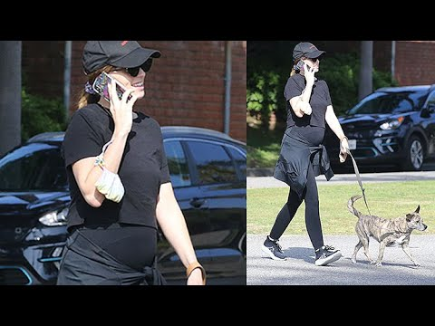 Pregnant Katherine Schwarzenegger Shows Off Her Growing Baby Bump!
