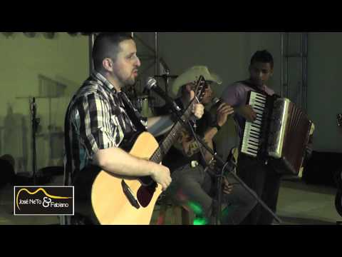 José Neto e Fabiano - acustico Boate Azul - Eprosol 2012 Soledade de Minas MG