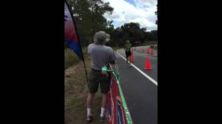 USAT Draft Legal Sprint Triathlon (Clermont, Florida) - Finish