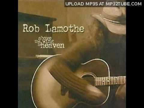 Rob Lamothe - Paranoid lyrics