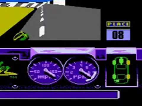 Days of Thunder Atari