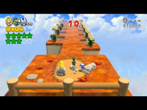 Super Mario 3D World TROLLLING!!!!