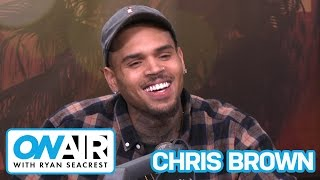 Video Chris Brown Gushes About Being A Dad To Daughter Royalty | On Air with Ryan Seacrest MP3, 3GP, MP4, WEBM, AVI, FLV Maret 2018
