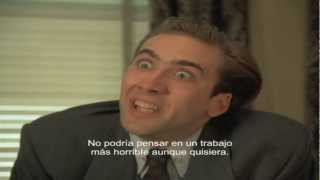 Download Video You don't say? (Complete scene) [Nicolas Cage - Vampire's Kiss] MP3 3GP MP4