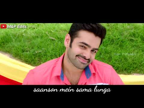 Video Best WhatsApp status of 2018 | Ankhon mein basa lunga | Bezubaan ishq download in MP3, 3GP, MP4, WEBM, AVI, FLV January 2017