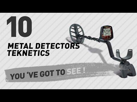 Metal Detectors Teknetics // New & Popular 2017