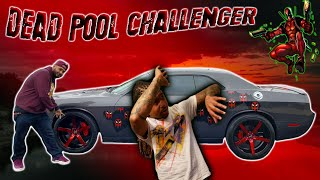 SUNDOWN AUDIO FOR CJ SO COOL BMW/DEAD POOL CHALLENGER REMIX