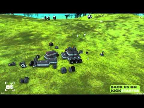 TerraTech #2 - Желтые гиганты!