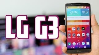 LG G3, Review En Español