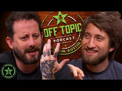 Off Topic: Ep. 44 - You're F@#$ing At A High School Level