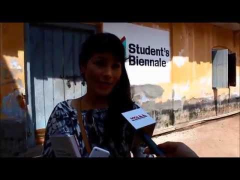 Opening of Students Biennale - Kochi Muziris Biennale 2014