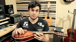 Download Lagu Mandolin Tuning - How to setup the bridge & intonation Mp3