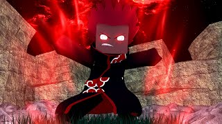 Minecraft: NARUTO 💪 - A FORÇA DO 8 PORTÃO !!! ‹ Ine ›