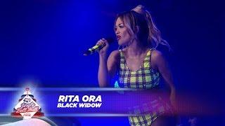 Video Rita Ora - 'Black Widow' - (Live At Capital's Jingle Bell Ball 2017) MP3, 3GP, MP4, WEBM, AVI, FLV Mei 2018