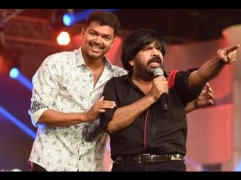T Rajendar says Vijay is a real Tamilan | Puli Audio Launch Speeches
