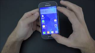 Samsung Galaxy Ace 4 LTE english review by MobileExperience