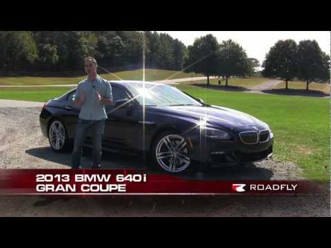 2013 BMW 6 Series Gran Coupe Review with Ross Rapoport by RoadflyTV