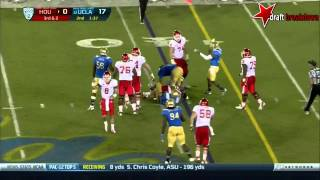 Cassius Marsh vs Houston (2012)