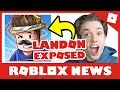 LandonRB EXPOSED! | SketchYT BANNED #RobloxNews