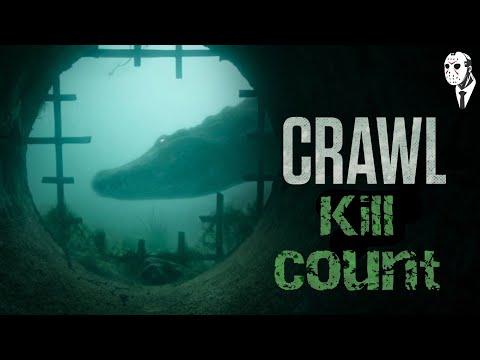 Crawl (2019) Kill Count 🐊🐊🐊