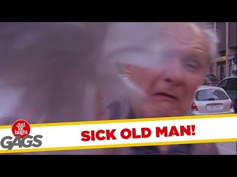 Sick Old Man!