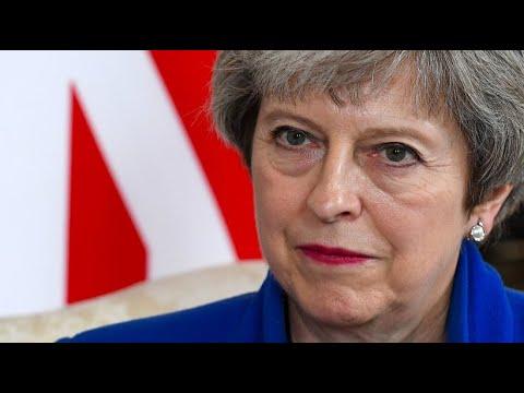 Premierministerin May kündigt weitere Brexit-Vorschlä ...