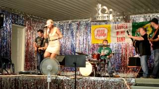 The whole band had a BLAST at the Germantown Fair on Aug. 3rd in Mason County! Here is our performance of Lady Gaga's song