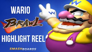Wario SSBB Highlight Reel – Super Smash Bros. Brawl