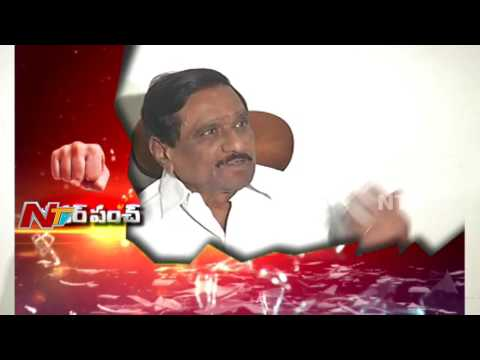 Deputy CM KE Krishna Murthy Punch to YS Jagan || Power Punch
