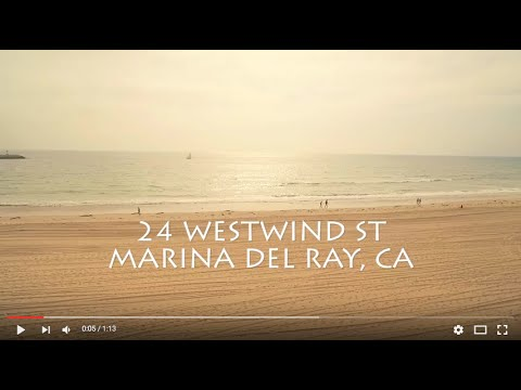 24 Westwind St in Marina Del Rey- Luxury Beach Condo