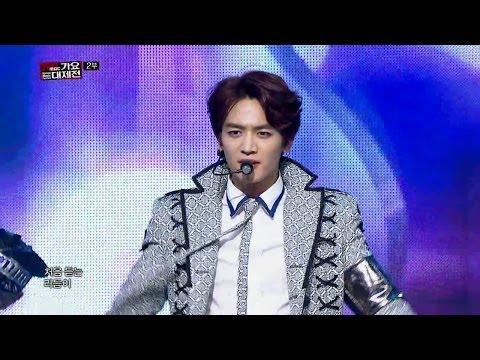 【TVPP】SHINee – Everybody, 샤이니 – 에브리바디 @ 2013 KMF Live