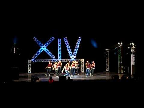 Коллектив 220 на Vibe XIV 2009