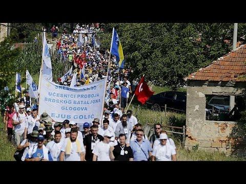 Ξεκίνησαν οι εκδηλώσεις μνήμης για την 20η επέτειο της σφαγής της Σρεμπρένιτσα
