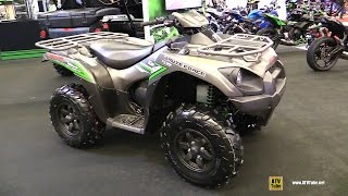 10. 2017 Kawasaki Brute Force 750 SE Recreational ATV - Walkaround - 2017 Montreal Motorcycle Show