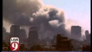 CBS (WUSA) 9-11-2001 News Coverage 1:00 PM - 2:00 PM