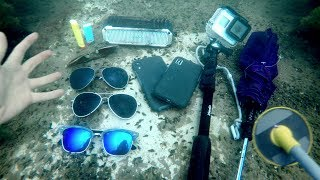 Video Found New GoPro 7, and Two Working iPhones Underwater in Tubing River (Returned) MP3, 3GP, MP4, WEBM, AVI, FLV Juli 2019