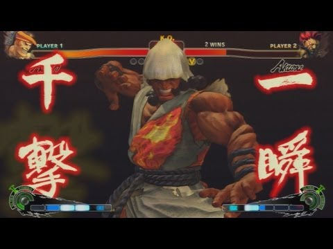 Super Street Fighter 4 - EVO 2012 wraps up with an exciting match between GamerBee's Adon going up agains Infiltration's Akuma. Who will take home the last game of EVO 2012?