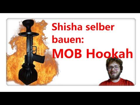 Shisha selber bauen: ♕ MOB Hookah ♕│Fabse Shisha