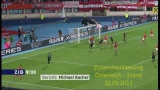 Österreich – Irland 1:0 (10.09.2013)