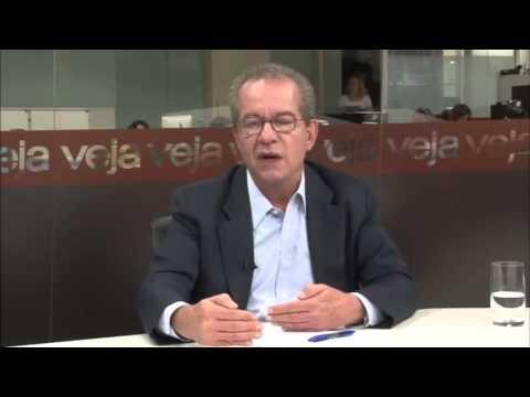 """""""O PT instituiu a corrupção de coalizão no Brasil', diz presidente do ITV em entrevista à TVeja"""