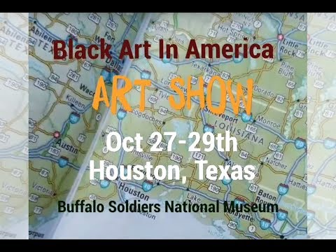 Black Art In America Fine Art Show Houston