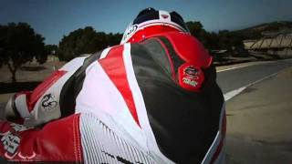 4. Ducati Superbike 1198 R Corse Special Edition @ Laguna Seca (feat. Gyro Cam) v2