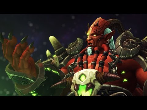 World of Warcraft: Legion — Обновление 7.2 «Гробница Саргераса»