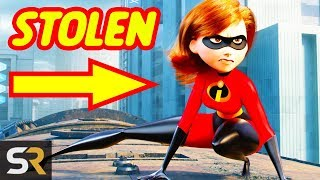 10 Animated Movies That STOLE Their Plots by Screen Rant