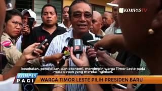 Warga Timor Leste baru saja menggelar pesta demokrasi memilih presiden baru mereka. Kemungkinan besar pemilihan presiden bakal berlangsung 2 putaran, ...