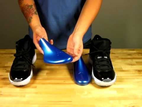 Air Jordan XI (11) Retro Space Jam  Unboxing Video and Photos