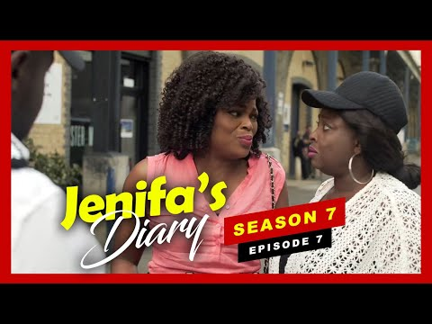 Jenifa's Diary S7EP7 - Lost And Found | Jenifa In London